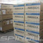 Vše začíná nákupem japonského vlákna Toray T700