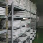 Při formování ráfku se používá patentované EPS jádro,které je po upečení ráfku odstraněno.
