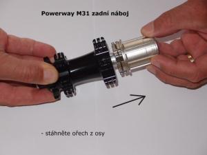 PowerwayM31 8