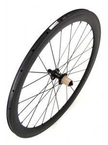 wheel carbon clincher detail