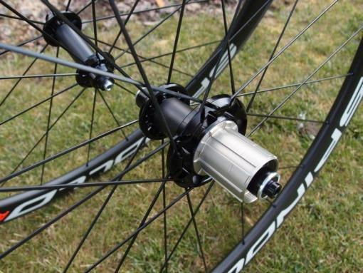 plášťová tubeless kola SPINOLLO 50mm SP AH11SC