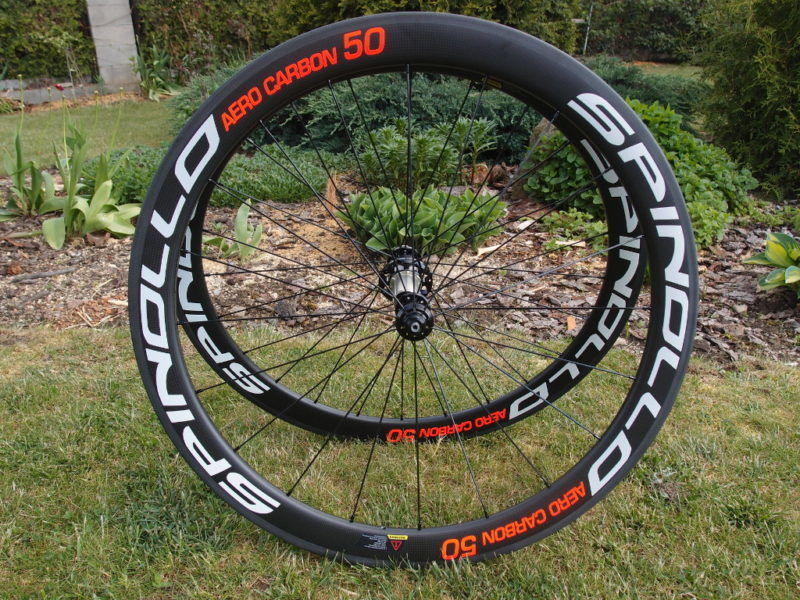 plášťová tubeless kola SPINOLLO 50mm SP AH11SC