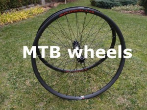 Project MTB wheels