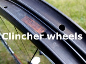 Project clincher wheels