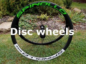 Project disc wheels